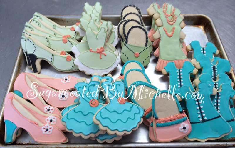 Decorated Cookies Cookie Creations Baked Goods Thibodaux
